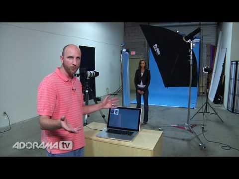 0 Digital Photography 1 on 1: Episode 21: Shooting Tethered using Lightroom: Adorama Photography TV
