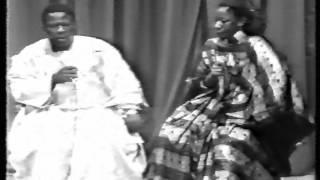 Coumba Sidibe - L'artiste et sa musique (RTM)