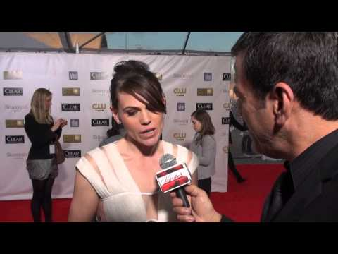 Critic's Choice Movie Awards : Argo : Exclusive Interview Clea Duvall