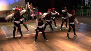 Dutch Hip Hop Open Championship 2014 --- R U KIDDIN