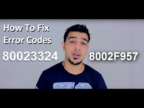How to Fix PS3 Error Codes 8002F957 and 80023324