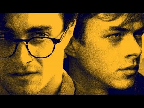 Kill Your Darlings - Daniel Radcliffe Dane DeHaan Interview