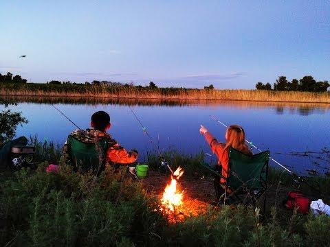 Рыбалка 2018 Карась берет только на это В июне после нереста Рыбалка с ночевкой