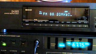 Sporadic-E: RIK Tetarto Program (Cyprus) on 88.2 MHz