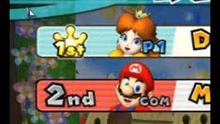 Mario Party 9 ☺ Step It Up #18 MARIO VS DAISY 💓 Fun Games for kids 💓 Tuaone