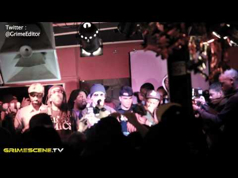 Lord Of The Mics 3 Pt2 Launch Party 12th Dec Footsie And Scratcy video