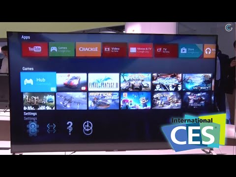 What Is Sony Android Tv video