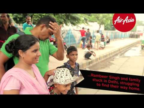 AirAsia India - #FreedomToFly