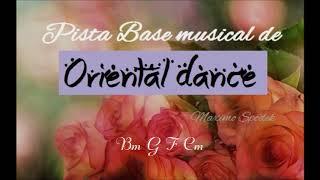 PISTA BASE MUSICAL DE ORIENTAL DANCE EN Bm