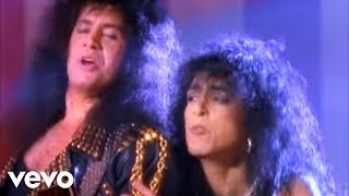 Клип KISS - (You Make Me) Rock Hard