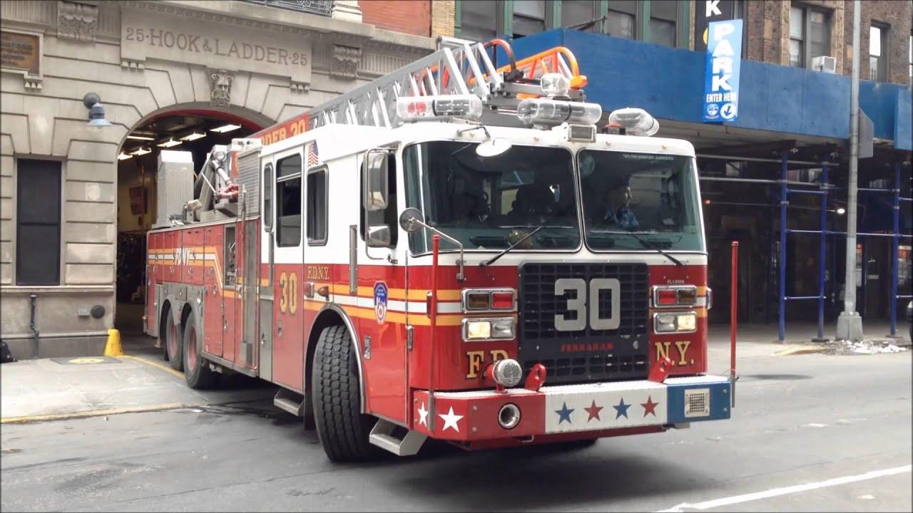 Fdny Ladder 25 Fdny Ladder 30 Acting Fdny
