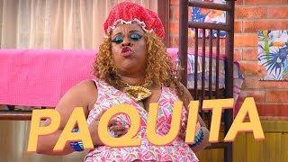 Terezinha quer ser PAQUITA! 😂 | Vai Que Cola | REPRISE | Humor Multishow