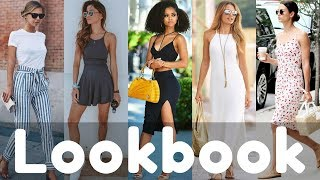 Trendy Summer Dresses / Outfits Lookbook 2018 | Summer Fashion