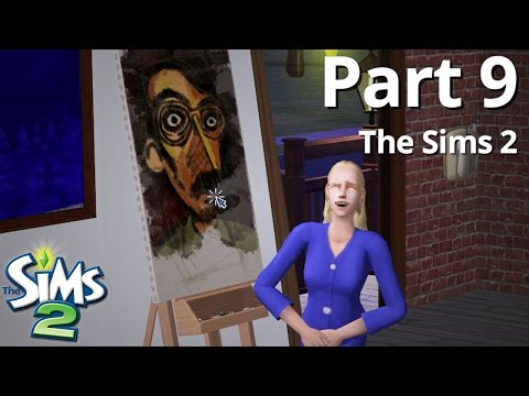 Let's Play - The Sims 2 - Part 9 (Series 2)