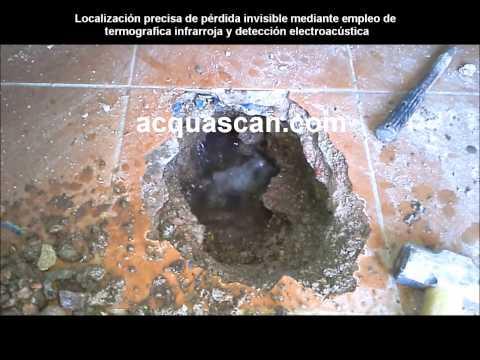 Acquascan Uruguay / Detección y Localización Exacta de Pérdida de Agua Invisible