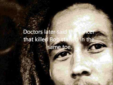 Bob Marley Assassinated with Toe Cancer (Conspiratarded)