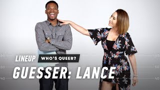 Who's Queer? (Guesser: Lance) | Lineup | Cut