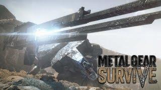 METAL GEAR SURVIVE Endings + Post Credit Scene
