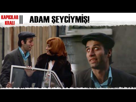 ADAM ŞEYCİYMİŞ - Kapıcılar Kralı 1976 (Türk Filmi)