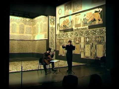 Francesco Molino - Notturno Op. 38 n. 2, I mov. Andante (Duo Salvi Magnifico)