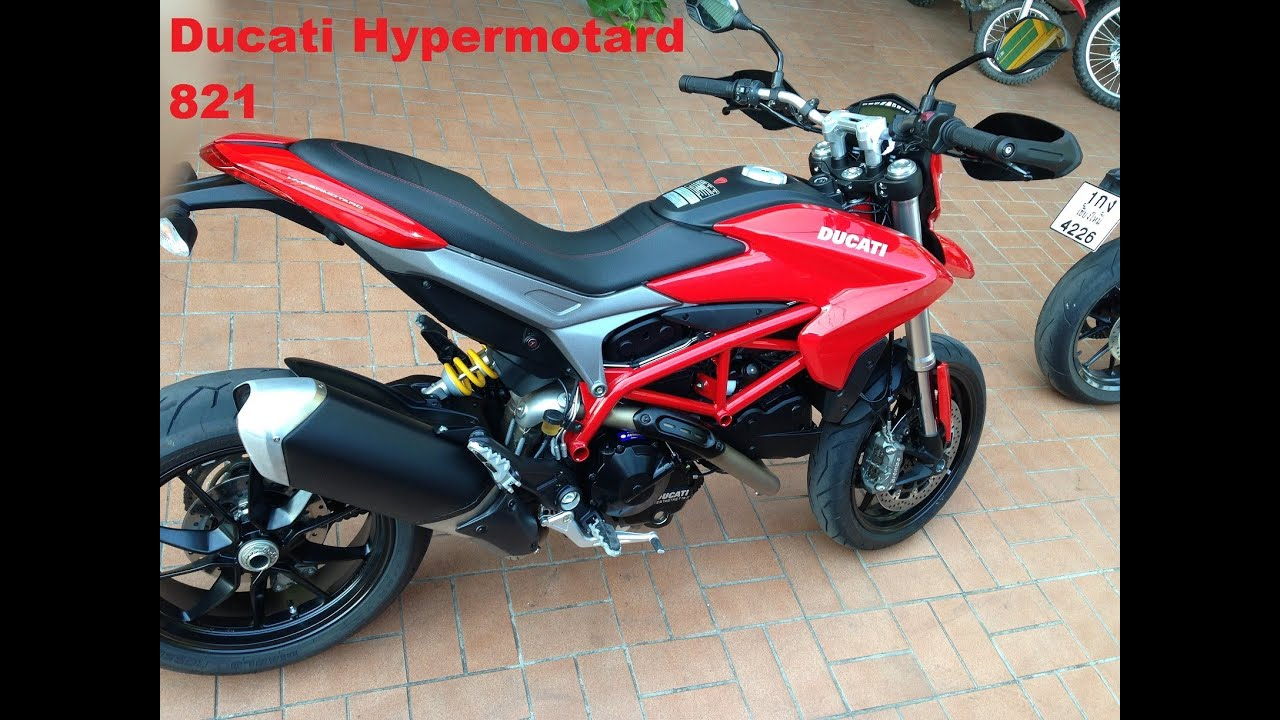 ducati hypermotard 821 first ride youtube. Black Bedroom Furniture Sets. Home Design Ideas