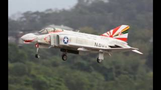 Rc giant scale jet air show 2016 Taiwan