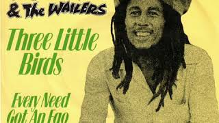 Download Lagu Bob Marley - Three little birds (dub) Gratis mp3 pedia