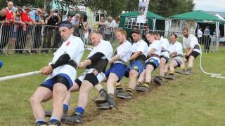 2015 UK Tug of War Championships – Men 600kg Final First End