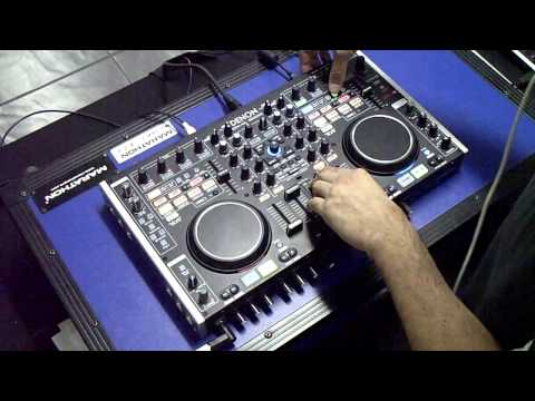 Denon DN-MC6000 Quick Mix