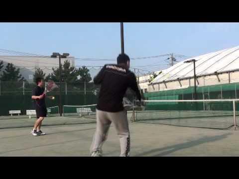 ヨネックスエスフィットテニス動画テニスショップラフィノ