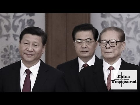 What Jiang Zemin's Surprise Appearance Means for Hong Kong | China Uncensored