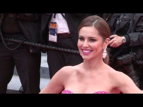 Beautiful Cheryl Cole on the Red Carpet of Ma Loute at the Cannes Film Festival 2016