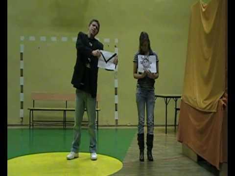 Kabaret Co Oni Tutaj Robią - Randka GG
