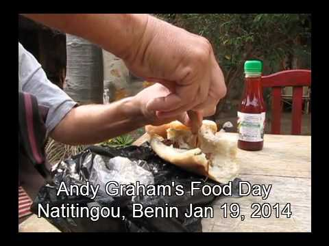 The Food I Ate in Natingou Benin January 19, 2014