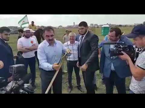 Фестиваль Сенокос 2017 в Ингушетии