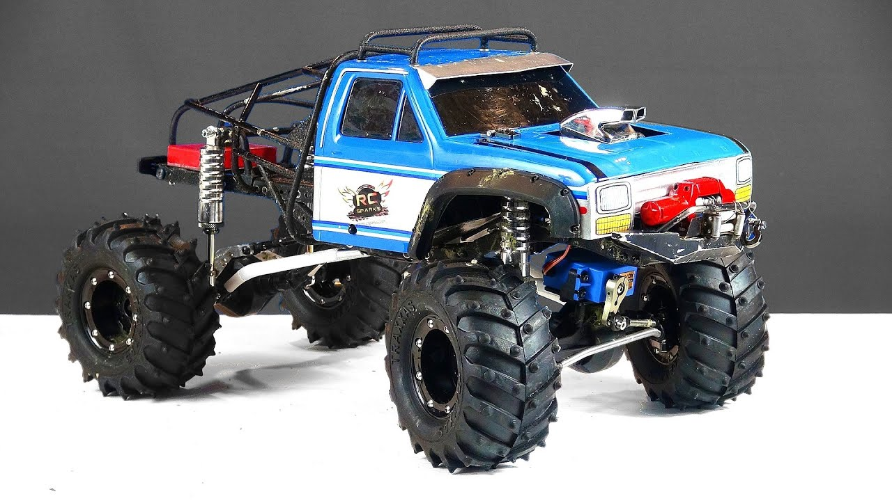 RC ADVENTURES - ALTERED BEAST 4X4 Scale Monster Truck ...
