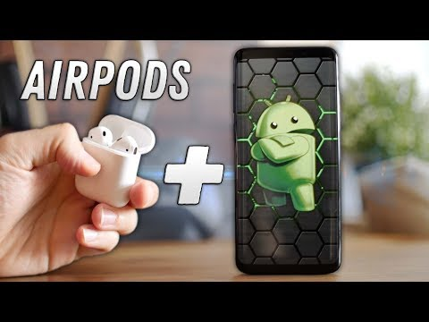 Airpods + Android