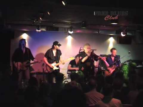 Free Blues Club - Chris Farlowe&'Clem'&Hamburg Blues Ban