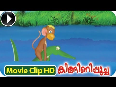 Malayalam Kids Moral Story - Kinginipoocha Malayalam Animation [hd] video