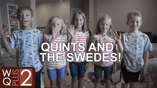 Epic Dr. Suess IKEA Video contest submission with Wilkinson Quints