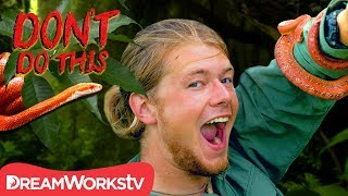 Snakes Hide In Trees!? | DON