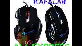 Aliexpress'ten gelenler (Gaming Mouse) Video:2