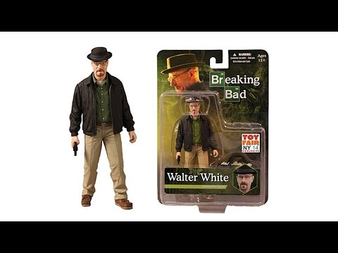Breaking Bad Action Figures Backlash