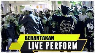 download lagu Anjar Ox's - Berantakan Feat. Dr.del   Live gratis