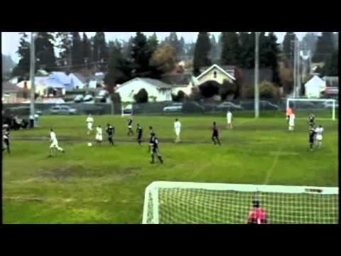 Miguel Gonzalez Soccer Video