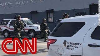 Suspected gunman in custody, 4 officers hurt in Aurora shooting | CNN breaking news
