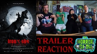 """Iron Sky 2: The Coming Race"" 2017 Sci-Fi/Horror Movie Trailer Reaction - The Horror Show"