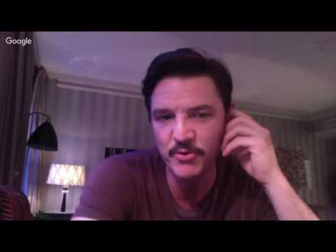 """Pedro Pascal chats """"Narcos"""" and his hard-hitting role in the drug world"""