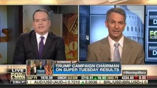 Ken Cuccinelli on Fox Business | March 2, 2016 | Ted Cruz for President