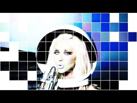 Christina Aguilera- Dynamite (Concept Music Video)
